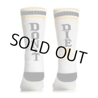 SULLENCLOTHING / DON'T DIE HIGH SOCKS