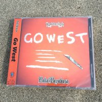 HAKAIHAYABUSA / GO WEST (CD)