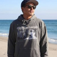 """Limited Edition"" Slightly Stoopid / Acoustic Roots Photo プルオーバーパーカー"
